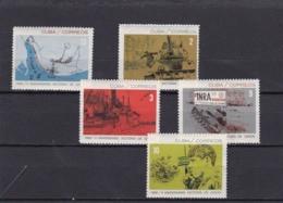 Cuba Nº 984 Al 988 - Neufs