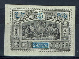Obock, 25c., Guerriers Somalis, 1894, * TB Joli Timbre Très Frais - Unused Stamps