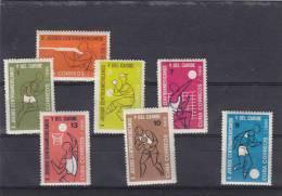 Cuba Nº 996 Al 1002 - Unused Stamps
