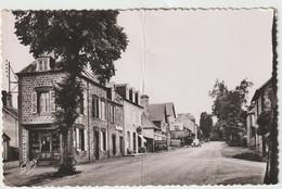 Manche : MORTAIN :  Le  Neubourg , Route D E Vire (  CARTE  PLIEE!!!) - Autres Communes