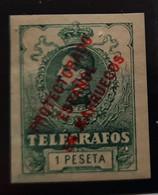 Marruecos Telégrafos N6s - Spanish Morocco