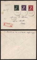 Belgique 1946 - Recommandé Tilff Vers Couvin - 1946 -10%