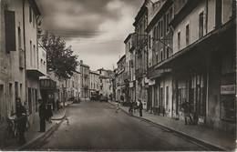 Lunel (34) : Boulevard Lafayette En 1956. - Lunel
