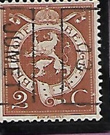 "Lion Debout Preo Nr. 2219 B - "" JUMET 13 "" - Roulettes 1910-19"