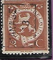 Lion Debout Preo  Manage 13 Nr 2226A - Roulettes 1910-19