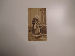 S.us PHILIPPUS NERIUS Edizione Anni 30 Cornice Zigrinata - Devotion Images