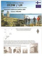 FINLAND -KUSTAVI - HEPONIEMI LIGHTHOUSE - Gulf Of Finland  - - Faros