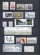 ANNEE 2014 NEUF N°1097  ** A  N°1123 **  Plus 4 CAD Abonnement PHILA T1 A T4 - Años Completos