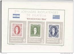 Argentina Hb 15 - Blocs-feuillets