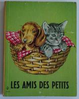 LES AMIS DES PETITS V.1960 Editions Pestalozzi EXCELLENT ETAT Livre Cartonné Cheval Veau Caniche Chat Coq Mouton - Other