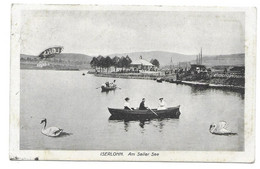 5860  ISERLOHN, AM SEILER SEE   ~ 1915 - Iserlohn