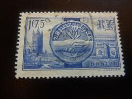SOUVERAINS Britanniques - Visite - 1f.75 - Outremer - Oblitéré - Année 1938 - - Gebruikt