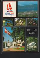 France Postcard 1992 Albertville Olympic Games - Mint (G125-21) - Inverno1992: Albertville
