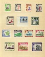 Rhodesie Et Nyasaland  (1959) -    Serie Courante Elizabeth II - -Neufs* - MLH - Rhodesien & Nyasaland (1954-1963)