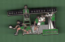 ROLAND GARROS 1991 *** ADIDAS *** Signe ACABI *** 2072 (24) - Tennis