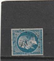 N° 14 A   - PC 461   BOURBON - L' ARCHAMBAULT  (03) ALLIER - REF 5211 + VARIETE - 1853-1860 Napoleon III