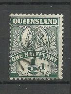 QUEENSLAND 1907 Michel 114 O - Gebraucht
