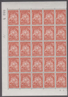 1967. DANMARK. FRELSENS HÆR. 60 + 10 øre. 25-Block Number L 099. (Michel 465) - JF414928 - Briefe U. Dokumente
