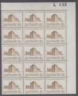 1969. DANMARK. DANSK SAMVIRKE. 50 øre. 15-Block Number L 132. (Michel 480) - JF414936 - Briefe U. Dokumente