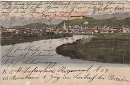 AK Ljubljana Laibach - Steiner Alpen - 1905  (54510) - Slovenia