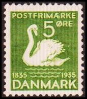 1935. Hans Christian Andersen. 5 Øre Hinged. (Michel 222) - JF415156 - Nuevos