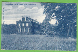 LANAEKEN   -   Kasteek Van Pietersheim - Lanaken