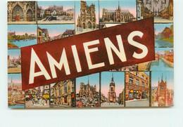 AMIENS Multivue  Ref 1292 - Amiens