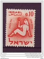 Israel, MH, Astrologie, Astrology, Vierge, Virgo, Mosaique, Mosaic - Astrology