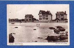29 - BRIGNOGAN - PLAGE : Les Villas En Bord De Plage - Brignogan-Plage