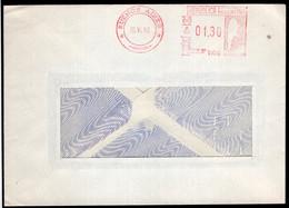 Argentina - 1988 - Lettre - Cachet Spécial - Affranchissement Mécanique - A1RR2 - Lettres & Documents