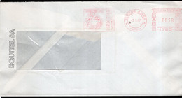 Argentina - 1987 - Lettre - Cachet Spécial - Affranchissement Mécanique - Equitel - Siemens - A1RR2 - Lettres & Documents