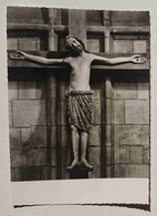 NEVERS - La Cathédrale - Crucifix - Bois Du XII S.  - CHRISTIANITY -  Nv F5 - Nevers