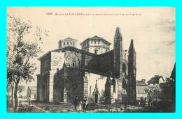 A883 / 253 32 - Eglise De SIMORRE Avant La Restauration Par Viollet Le Duc - Non Classés
