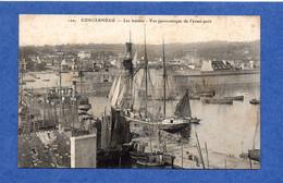 29 - CONCARNEAU : Les Bassins Et L'avant Port - Concarneau