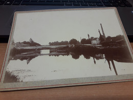 """PHOTO FRANCE 52 """"Pont Neuf à Saint Dizier, 1896"""" - Autres"""