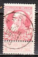 74  Grosse Barbe - Bonne Valeur - Oblit. Centrale ASSCHE - LOOK!!!! - 1905 Grosse Barbe