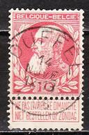 74  Grosse Barbe - Bonne Valeur - Oblit. Centrale DUFFEL - LOOK!!!! - 1905 Grosse Barbe