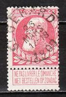 74  Grosse Barbe - Bonne Valeur - Oblit. Centrale ST GERARD - LOOK!!!! - 1905 Grosse Barbe