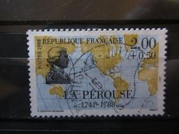 """VEND BEAU TIMBRE DE FRANCE N° 2519 , OBLITERATION """" MANTES-LA-JOLIE """" !!! - Used Stamps"""