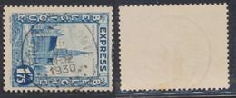 """Expres - N°292C Obl Simple Cercle """"Fouron-Le-Comte"""" (T4 R) - Usati"""
