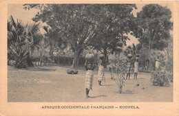 DAHOMEY BENIN   KOUPELA  Corvée D'eau Ref 0950 - Dahomey