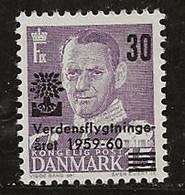 Danemark 1960 N° Y&T :  385 ** - Neufs
