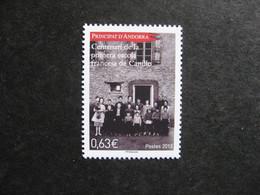 TB Timbre D'Andorre N° 744, Neuf XX. - Nuevos