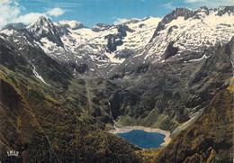 31 - Le Lac D'Oô, Sa Cascade Et Son Cadre Majestueux - Aux Environs De Luchon - Non Classés