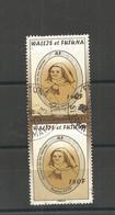 P719  Rare Paire  Carmel  De SAINTE THERESE  à Wallis  Non Coté En Oblitéré  (clascamerou27) - Used Stamps