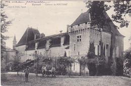 BERG19 - EYMET EN DORDOGNE CHATEAU DE POUTHET - Non Classés