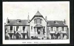 CPA Binic, Ker Anna, Vue Du Bâtiment - Binic