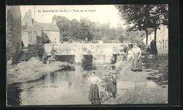 CPA Quintin, Pont Sur Le Gouet - Quintin
