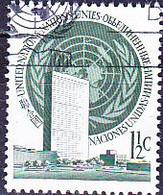UN New York - UNO-Hauptquartier, New York (MiNr: 2y) 1965 - Gest Used Obl - Usados