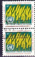 UN New York - Kampf Gegen Den Hunger (MiNr: 126) 1963 - Gest Used Obl - Usados